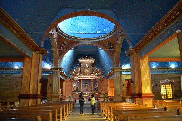 Kerk in Chili