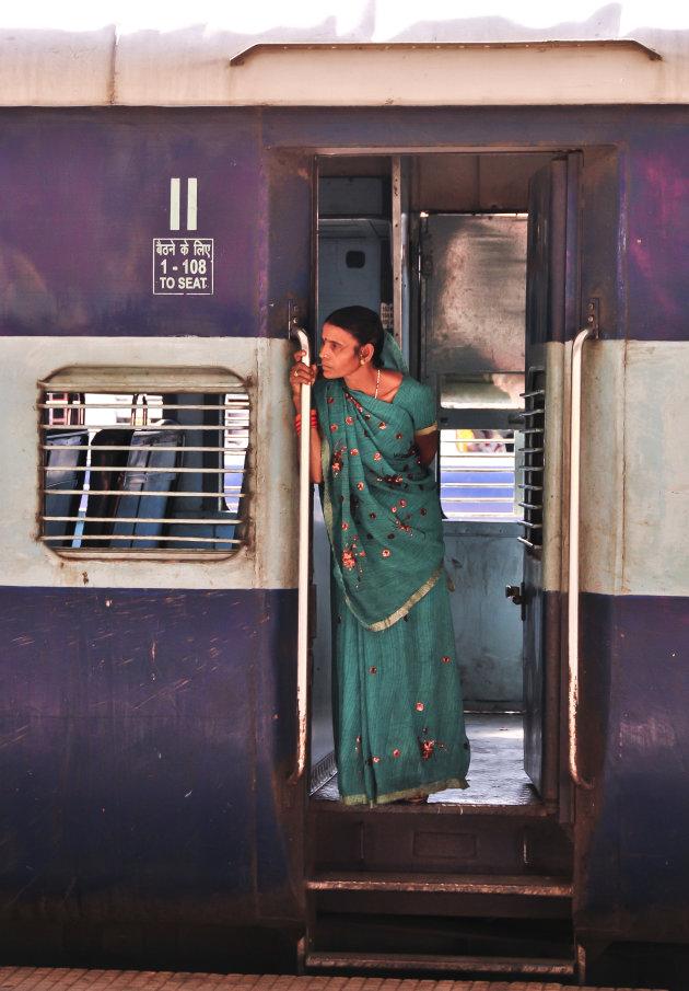 Treinreizen in India