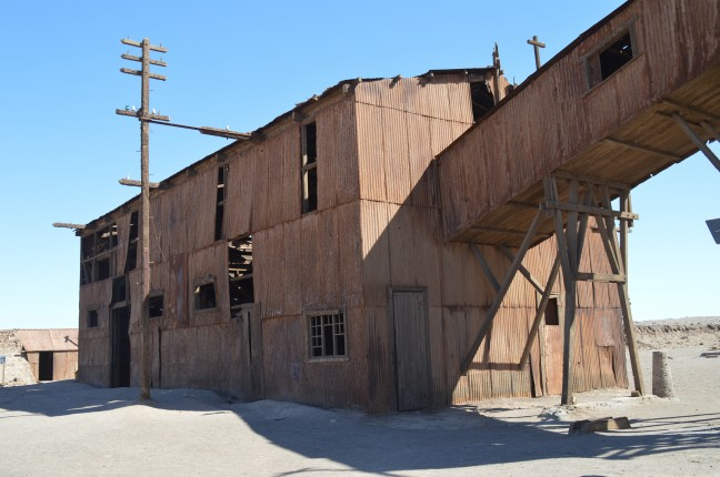 oude salpeterfabriek