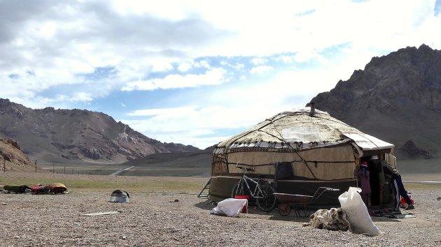 Een Yurt