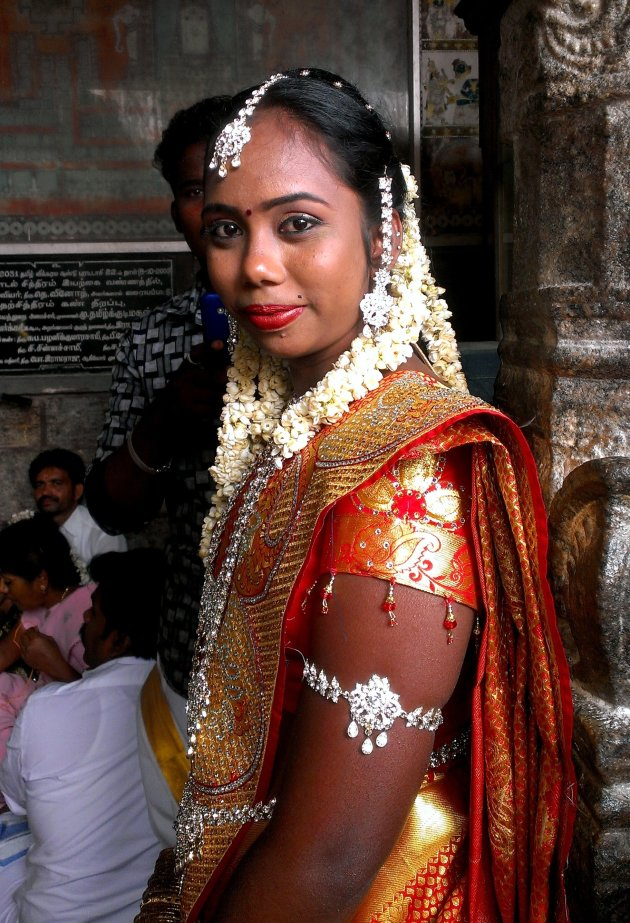 trouwen in de tempel