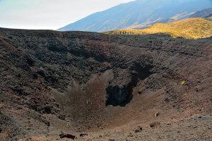 De ongerepte noordflank van de Etna