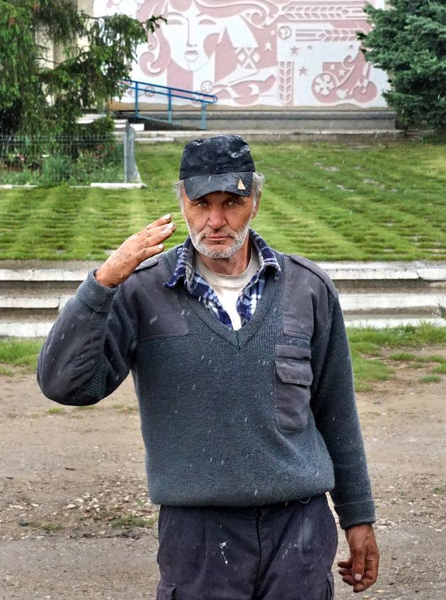 Harde werker in Gagaoezië
