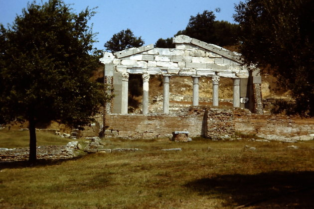 Archeologische schat Apollonia