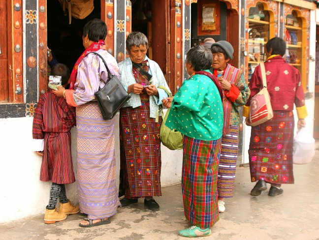 Winkelende Vrouwen