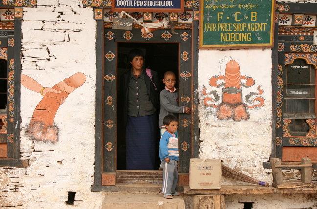 Bijzonder Bhutan.....