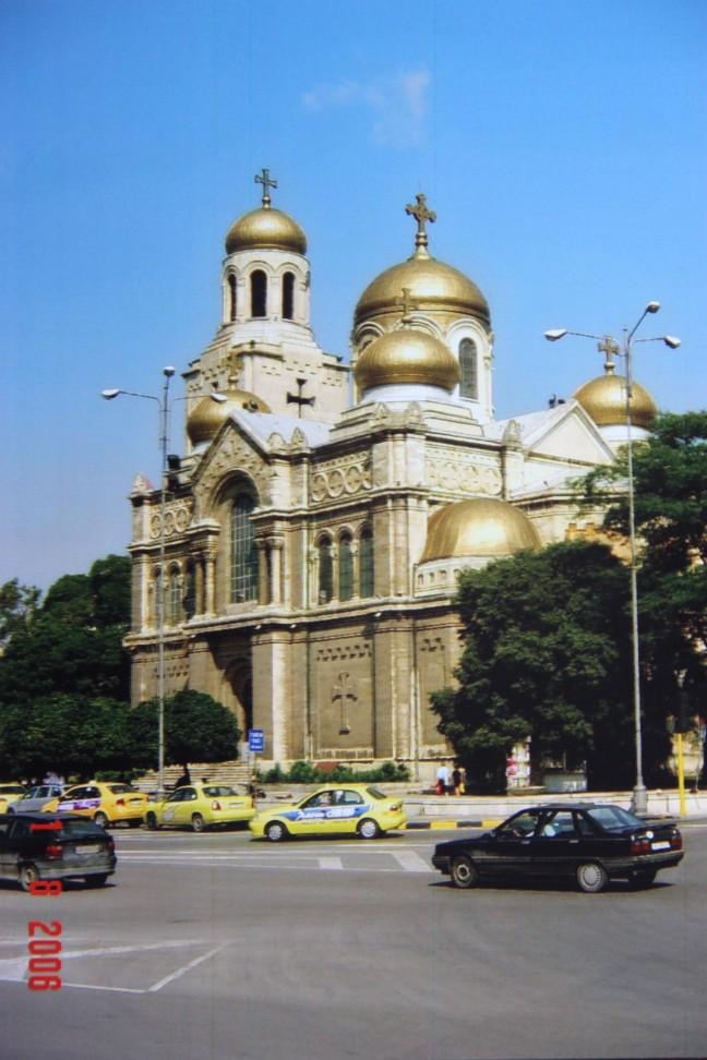 2006: Varna: Sveto Uspenie Bogorodicno.