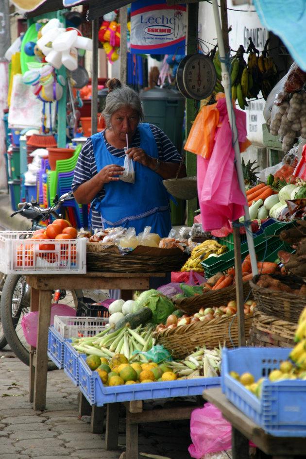 Markt in Rivas