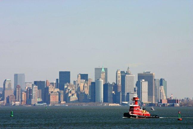 Kijk op Manhattan