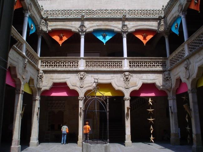 Bibliotheek van Salamanca