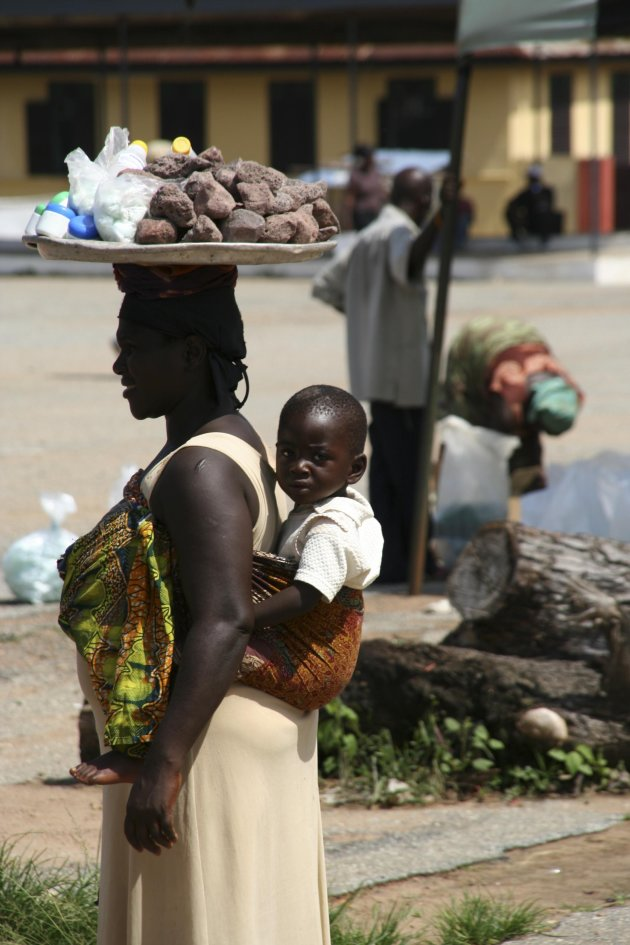 Mother en child Koforidua