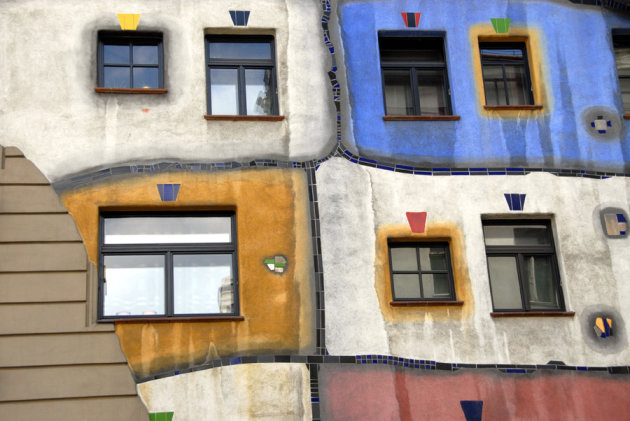 Hundertwasser Huis