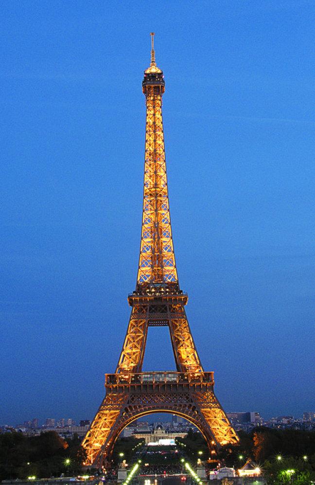 Icon of Paris