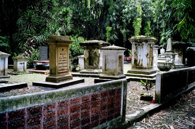 VOC begraafplaats