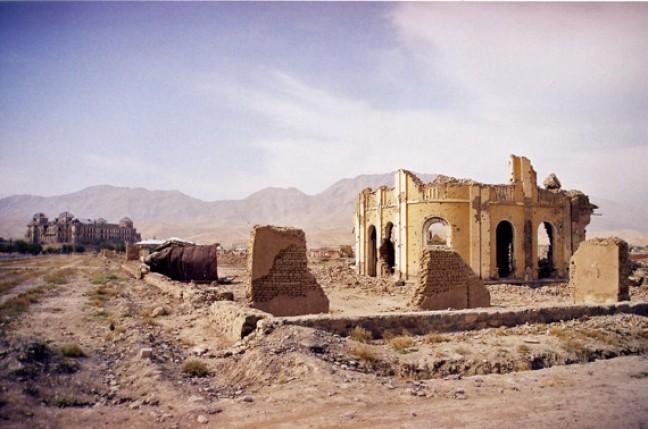 Kabul november 2004