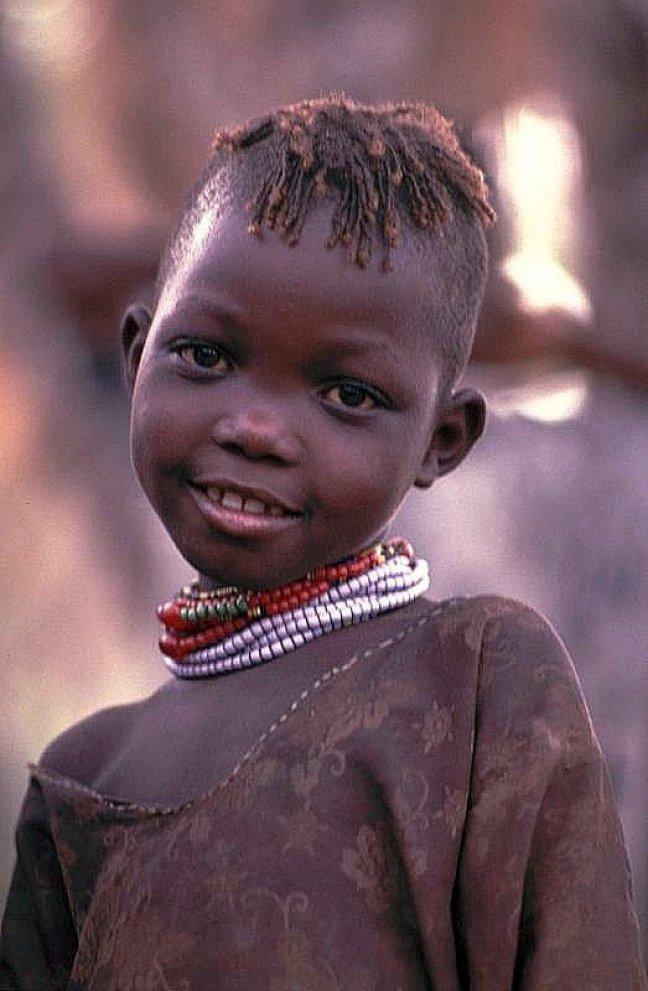 Turkana meisje