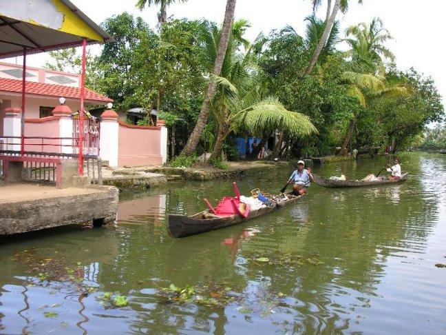 Backwaters Alappuzha