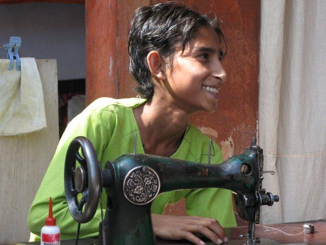 happy tailor