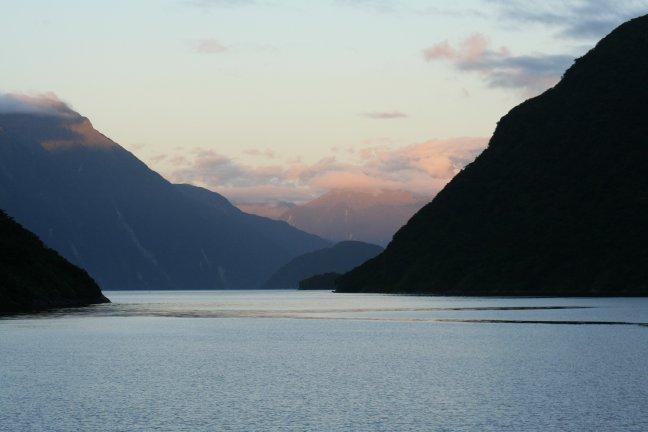 Doubtful Sounds, NZ