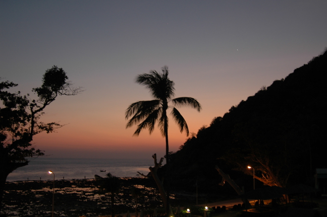 Romantiek op Phuket
