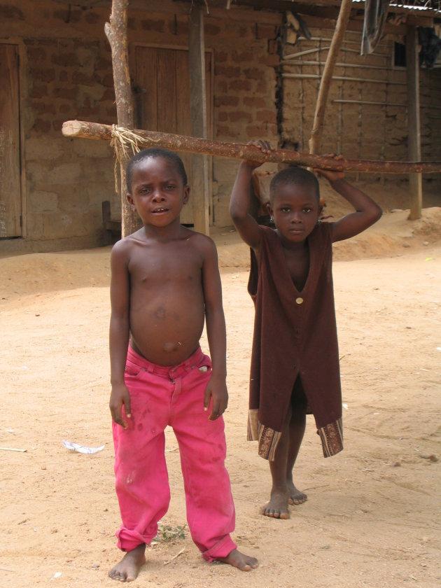 landelijk Ghana
