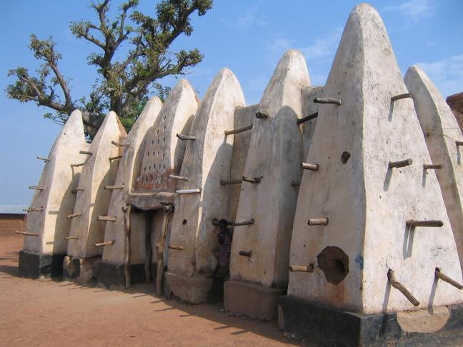 Moskee larabanga