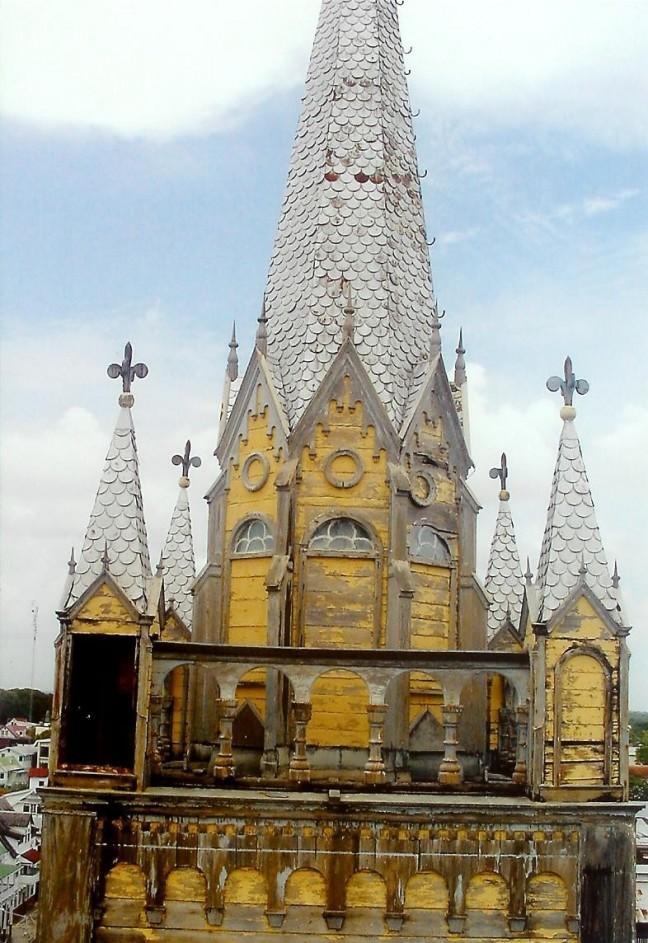 2001-2002 St. Petrus en Paulus Kathedraal