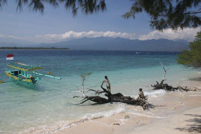 Nog meer strand