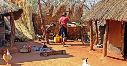 Zuid Zambia