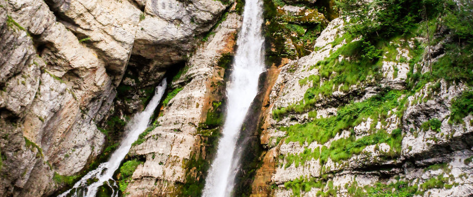 Savica waterval image