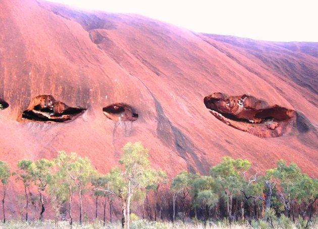 Uluru (detail)