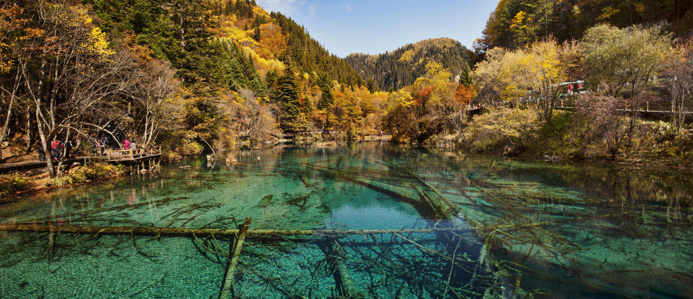 Jiuzhaigou Valley image