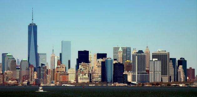 Intro foto New York City