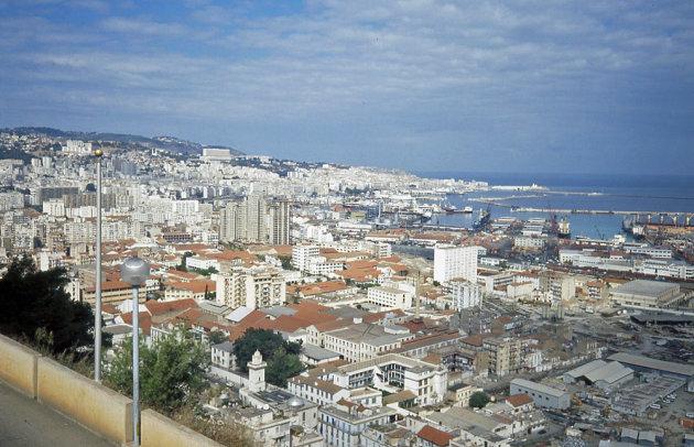 Intro foto Algiers