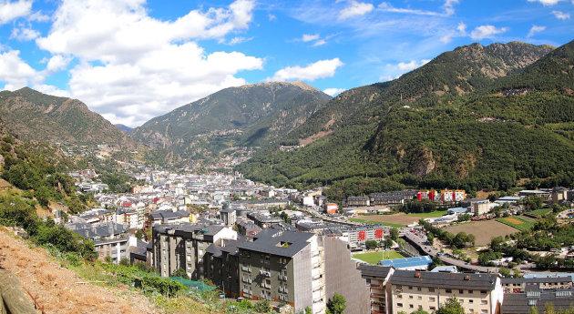 Intro foto Andorra la Vella