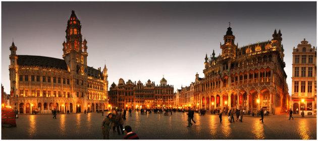 Intro foto Brussel