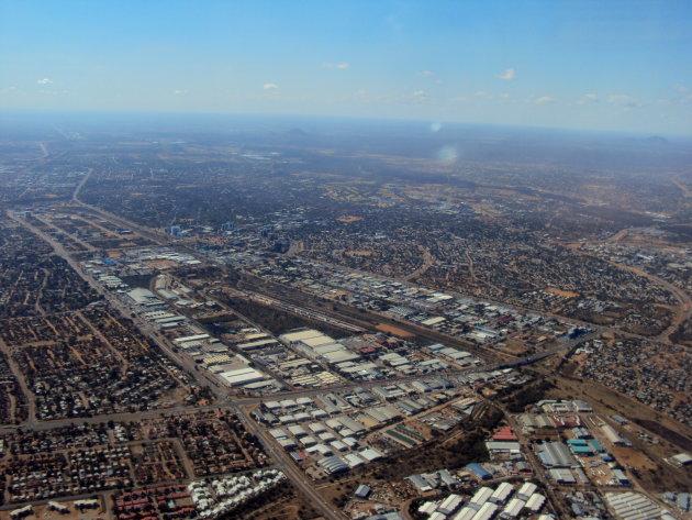 Intro foto Gaborone