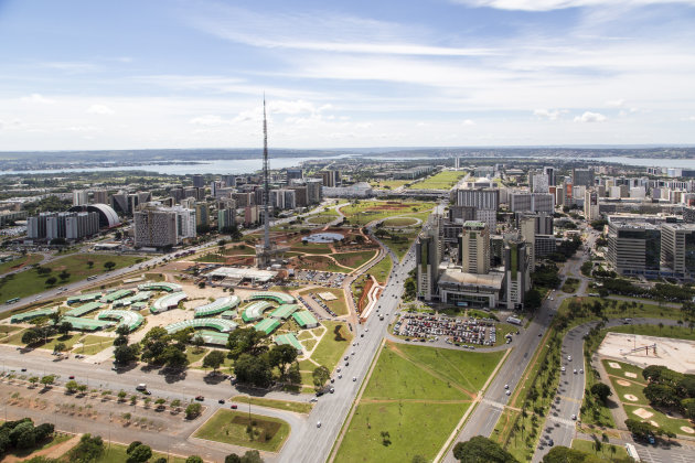 Intro foto Brasilia