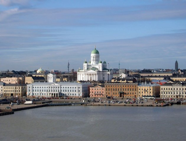 Intro foto Helsinki