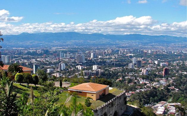 Intro foto Guatemala City