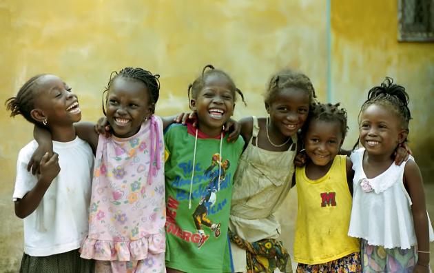Intro foto Conakry