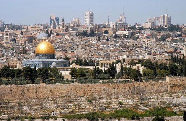 Intro foto Jeruzalem