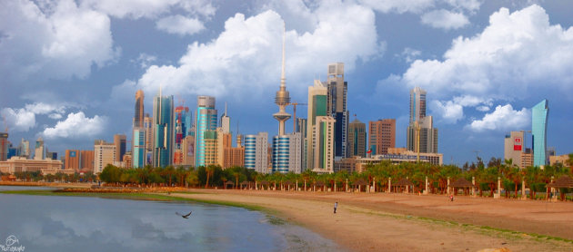 Intro foto Koeweit