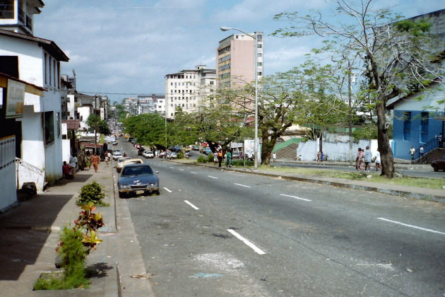 Intro foto Monrovia