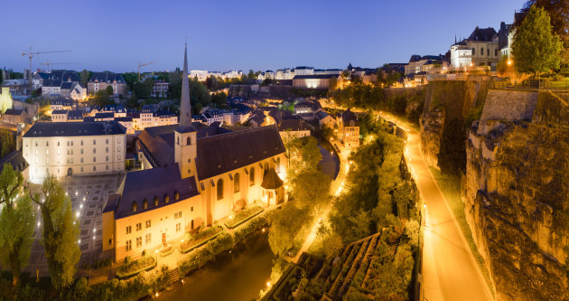 Intro foto Luxemburg