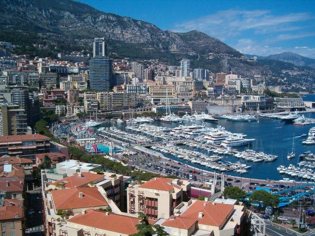 Intro foto Monaco - Ville