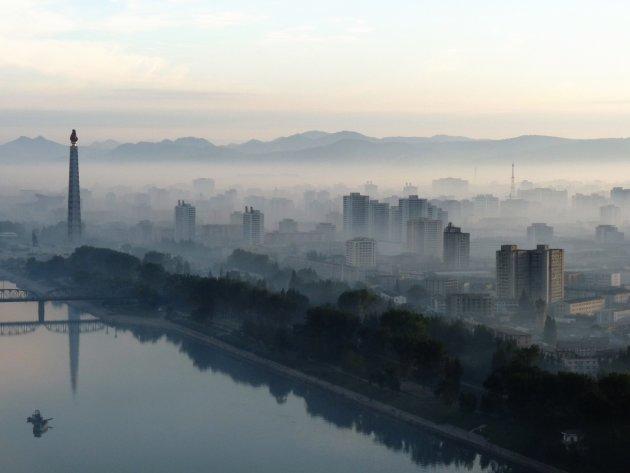 Intro foto Pyongyang