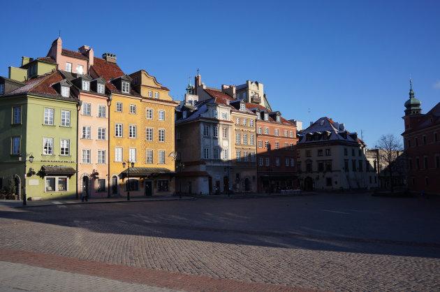 Intro foto Warschau