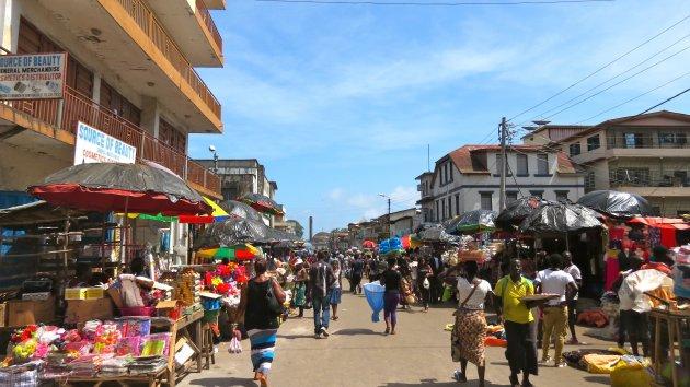 Intro foto Freetown