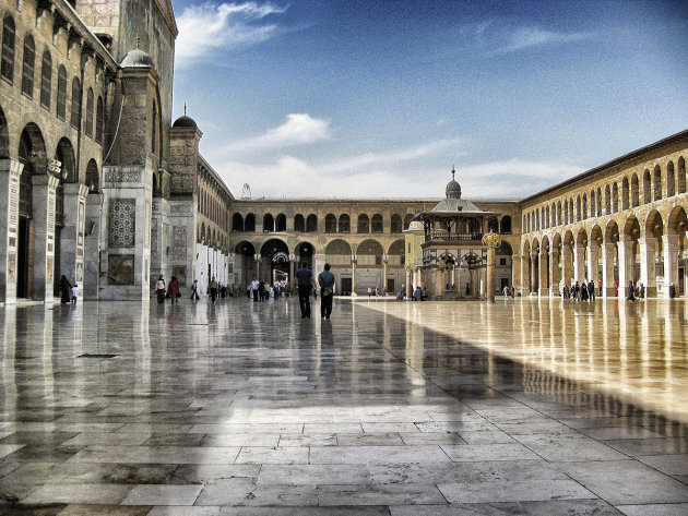Intro foto Damascus